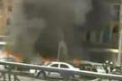 Başkent Şam patlamalarla inliyor