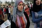Tahrir meydanında kadın dramı