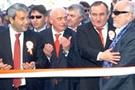 İşadamı Ak Parti'li başkana saldırdı