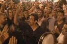 Tahrir meydanının ateşi yükseldi