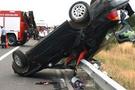Trafik terörünü duble yollarda durduramadı