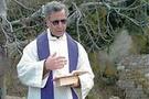 O rahibin katili firar etti ama