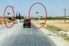 Suriye'de yine Kürdistan bayrağı astılar