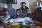 Şimşek 11 çocuklu Batmanlı ailenin evinde
