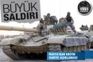 Suriye ordusundan Halep'e büyük saldırı