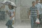 Beklenen yağış İstanbul'da