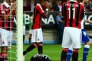 Milan, evinde Sampdoria'ya teslim oldu