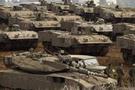 İsrail tank ve buldozerlerle Gazze'de!