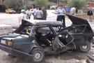 Karabük'te korkunç kaza