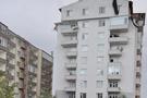 Edirne'de fırtına çatıları uçurdu