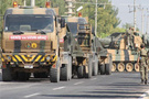 Türk tankları o sınır kapısında