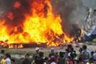 Katmandu'da uçak kazası: 19 ölü