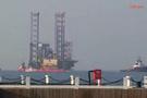 Çanakkale'yi kapatan dev platform