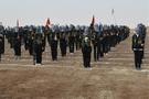 Türkiye-Suriye sınırında Kürt ordusu