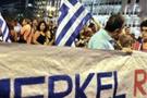 Merkel'den Yunanistan ziyareti