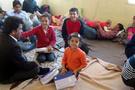 Afgan mülteciler yaşam savaşı veriyor