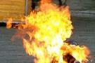 Bir Tibetli daha kendini yaktı