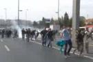 BDP'lilere gaz bombalı müdahale
