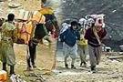 PKK kontrolünde kaçakçılık!