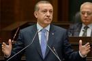 Erdoğan homurdanarak alay etti!