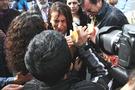BDP'li vekilleri polis gazla perişan etti