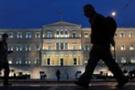 Yunan hükümetinin kemer sıkma programı mecliste