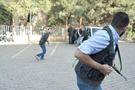 Suriye'nin mermileri Ceylanpınar'a düştü