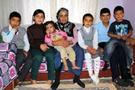 8 çocuklu ailenin yaşam mücadelesi