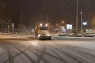 Ankara güne karla uyandı!