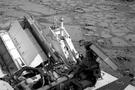 Gezici robot Mars'ı deldi