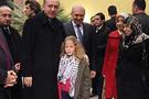 Filistinli cesur kız Erdoğan'la görüştü