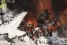 'Şam'da benzin istasyonu bombalandı, onlarca ölü'