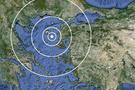 Ege'de yeni deprem oldu!