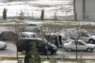 CHP merkezi önünde silahlar konuştu