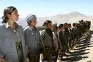 PKK'lıların mağara yaşamı ilk kez ekranda