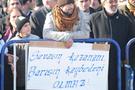 3 PKK'lının cenazesinde tanıdık pankart