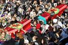 3 PKK'lının cenazesinde olmayan tek şey!