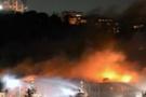 Galatasaray Üniversitesi'ndeki yangın söndürüldü