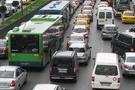 İstanbul'da trafik felç oldu