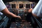 Pilot uçuşta uyuya kaldı hem de...