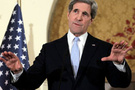 Kerry Irak sorununu görüştü