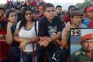 Venezuela Chavez için yasta