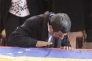 Ahmedinecad'ın olay Chavez mektubu