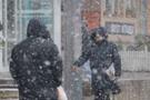 Dikkat! Marmara'ya kar geliyor