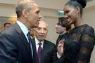 Aman! Bayan Obama sakın görmesin
