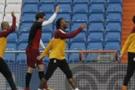 Galatasaray Real Madrid ile oynuyor