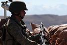Köpekten kaçan asker hayatını kaybetti