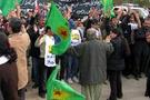 PKK mitingi gibi cenaze