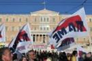 Yunan işçilerden kemer sıkmaya karşı genel grev