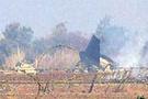Askeri uçak düştü:2 ölü